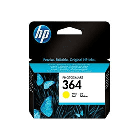 Bargain HP 364 ( CB320EE ) Original Yellow Ink Cartridge Stockists