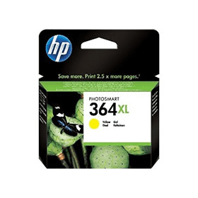 Bargain HP 364XL ( CB325EE ) Original Yellow High Capacity Ink Cartridge Stockists