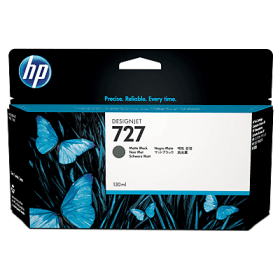 Bargain HP 727 ( B3P22A ) Original High Capacity Matte Black Ink Cartridge Stockists