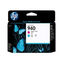Bargain HP 940 Magenta and Cyan Officejet Printhead Stockists