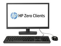"Bargain HP Zero Client t310   Tera2321   512 MB   256 MB   LED 23.6"" Stockists"