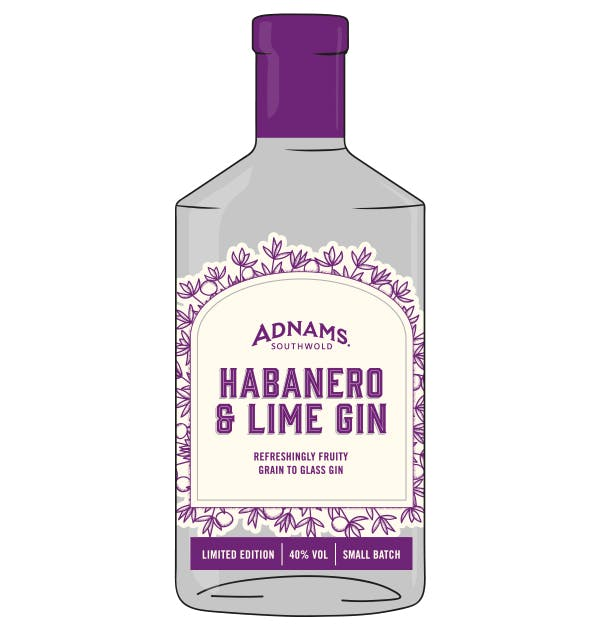 Stockists of Habanero and Lime Gin