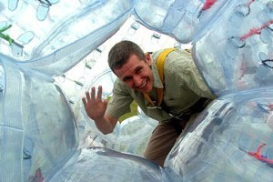 Bargain Harness Zorbing for Two in Nottingham Stockists