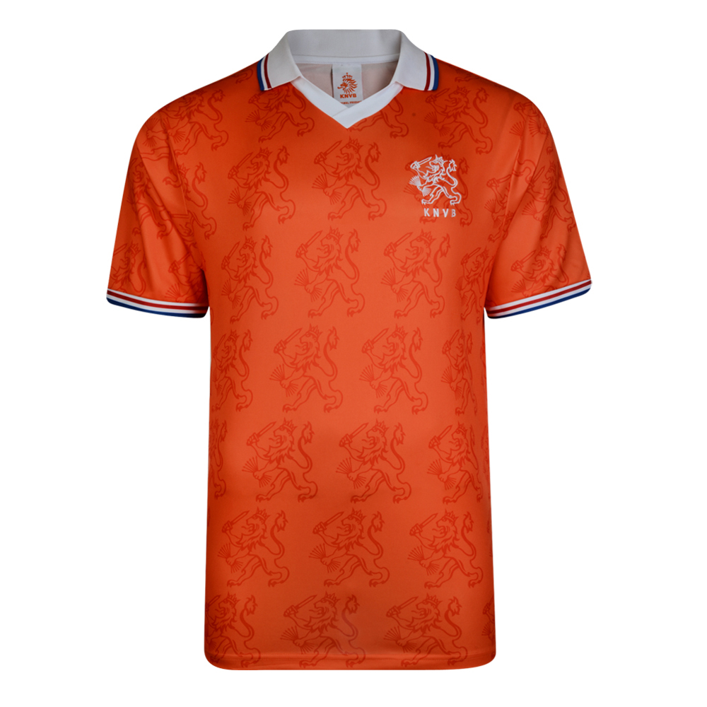 Stockists of Holland 1994 World Cup Final Retro Football Shirt