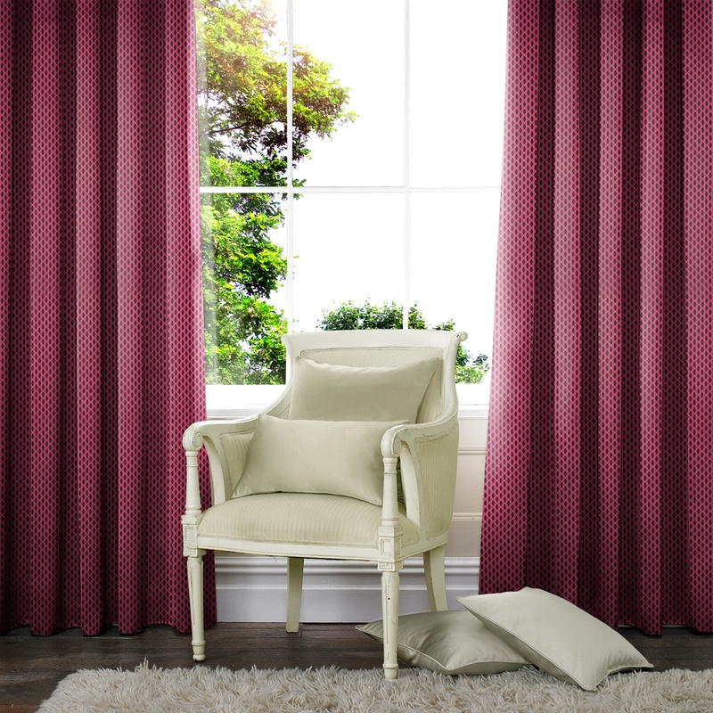 Bargain Hollyhock Tuscany Made to Measure Curtains Stockists