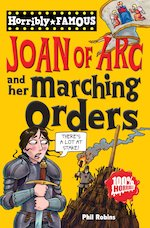 Bargain Horribly Famous: Joan of Arc and her Marching Orders Stockists