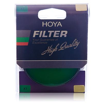 Bargain Hoya 46mm HMC Green X1 Filter Stockists