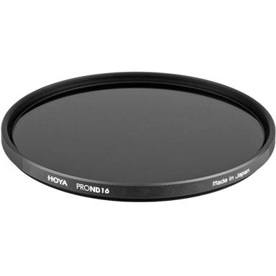 Bargain Hoya 55mm Pro ND 16 Filter Stockists