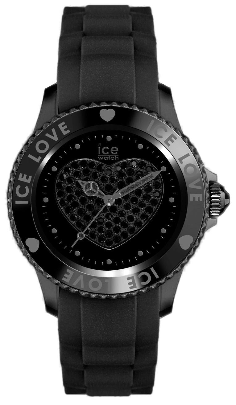 Bargain Ice Watch Love Black Small D Stockists