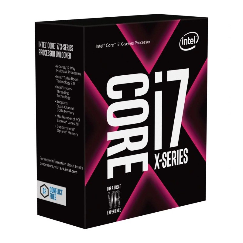 Bargain Intel Core i7 7740X 4.30GHz LGA 2066 Retail Boxed Processor Stockists