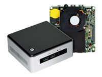 Bargain Intel Next Unit of Computing Kit NUC5i3MYHE   Core i3 5010U 2.1 GHz   0 MB   0 GB Stockists
