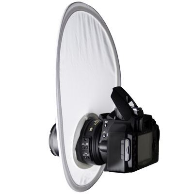 Bargain Interfit Strobies On Camera Diffuser   Small Stockists