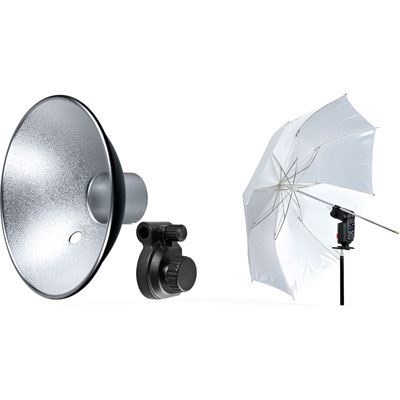 Bargain Interfit Strobies ProFlash Reflector and Holder for Umbrella Stockists