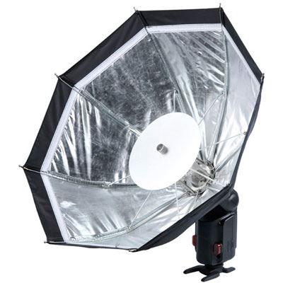 Bargain Interfit Strobies ProFlash Softbox with Grid and Dish Stockists