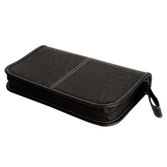 Bargain Intune CDWL 56 CD DVD Carry Case Holds 56 Discs in Faux Leather Stockists