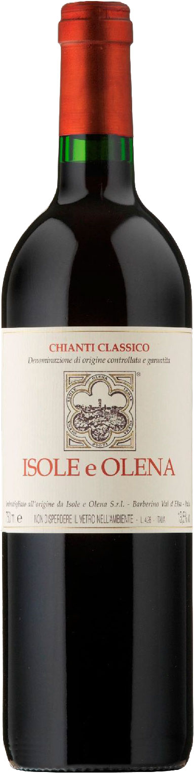 Bargain Isole E Olena - Chianti Classico 2013 75cl Bottle Stockists