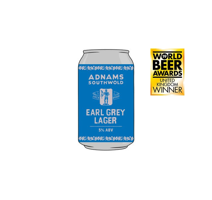 Best Jack Brand Earl Grey Lager Stockists