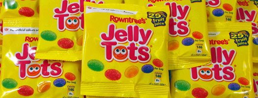 Bargain Jelly Tots Stockists