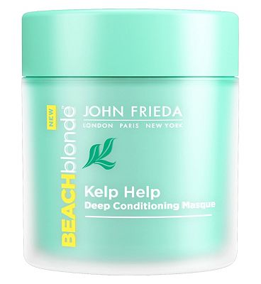Bargain John Frieda Beach Blonde Kelp Help Deep Conditioning Masque 150ml Stockists