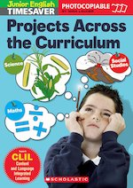 Bargain Junior English Timesavers: Projects Across the Curriculum Stockists