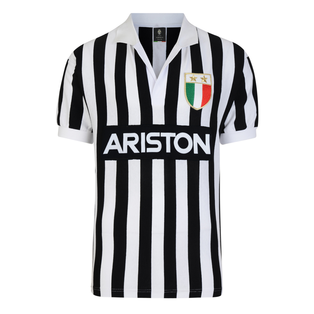 Bargain Juventus 1984 Retro Home Shirt Stockists