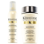 Bargain Kérastase Densifique Bain Densite (250ml) and Mousse Densimorphose (150ml) Stockists
