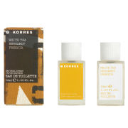 Bargain KORRES White Tea Bergamot Freesia Eau de Toilette 50ml Stockists
