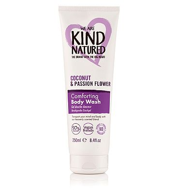 Bargain Kind Natured Heavenly Coconut & Passionflower Body Wash 250ml Stockists