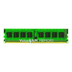 Bargain Kingston ValueRAM 4GB DDR3 1333MHz Non ECC DIMM 240 pin CL9 SR x8 30mm Height Stockists
