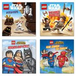 Bargain LEGO® Picture Books Pack x 4 Stockists