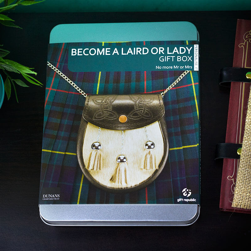Bargain Laird or Lady Gift Pack Stockists