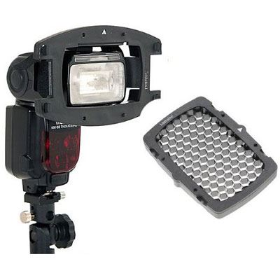 Bargain Lastolite Strobo Honeycomb Starter Kit - Direct to Flashgun Stockists