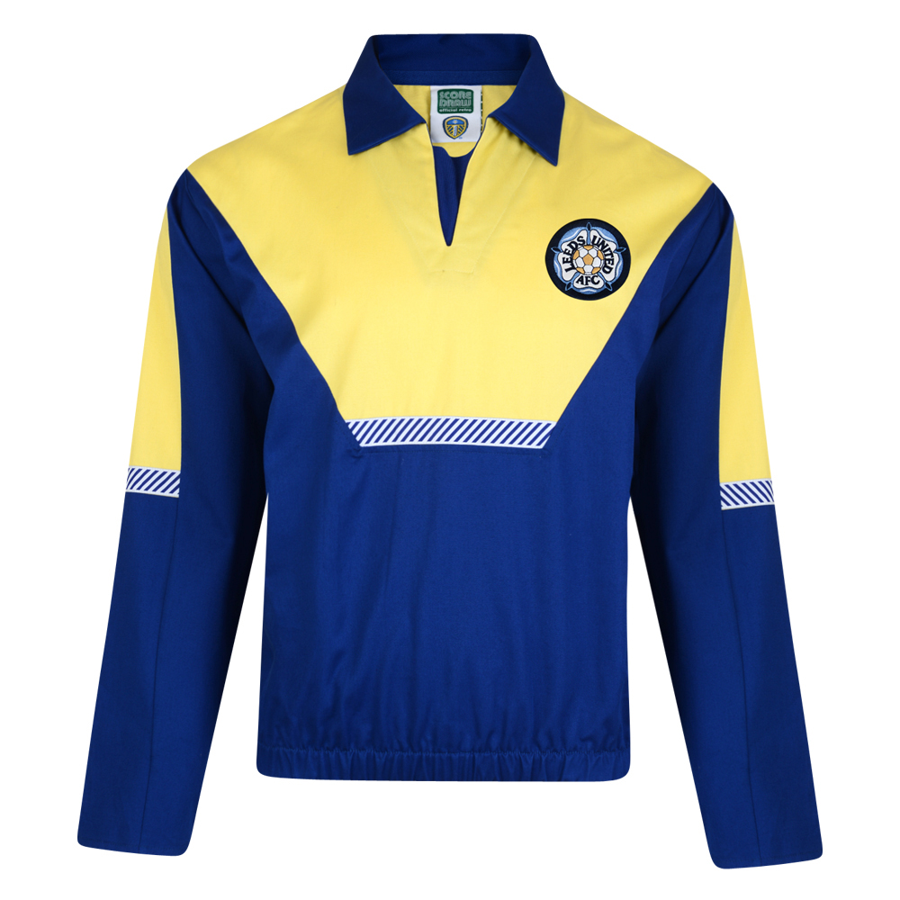 Best Leeds United 1992 Retro Drill Jacket Stockists