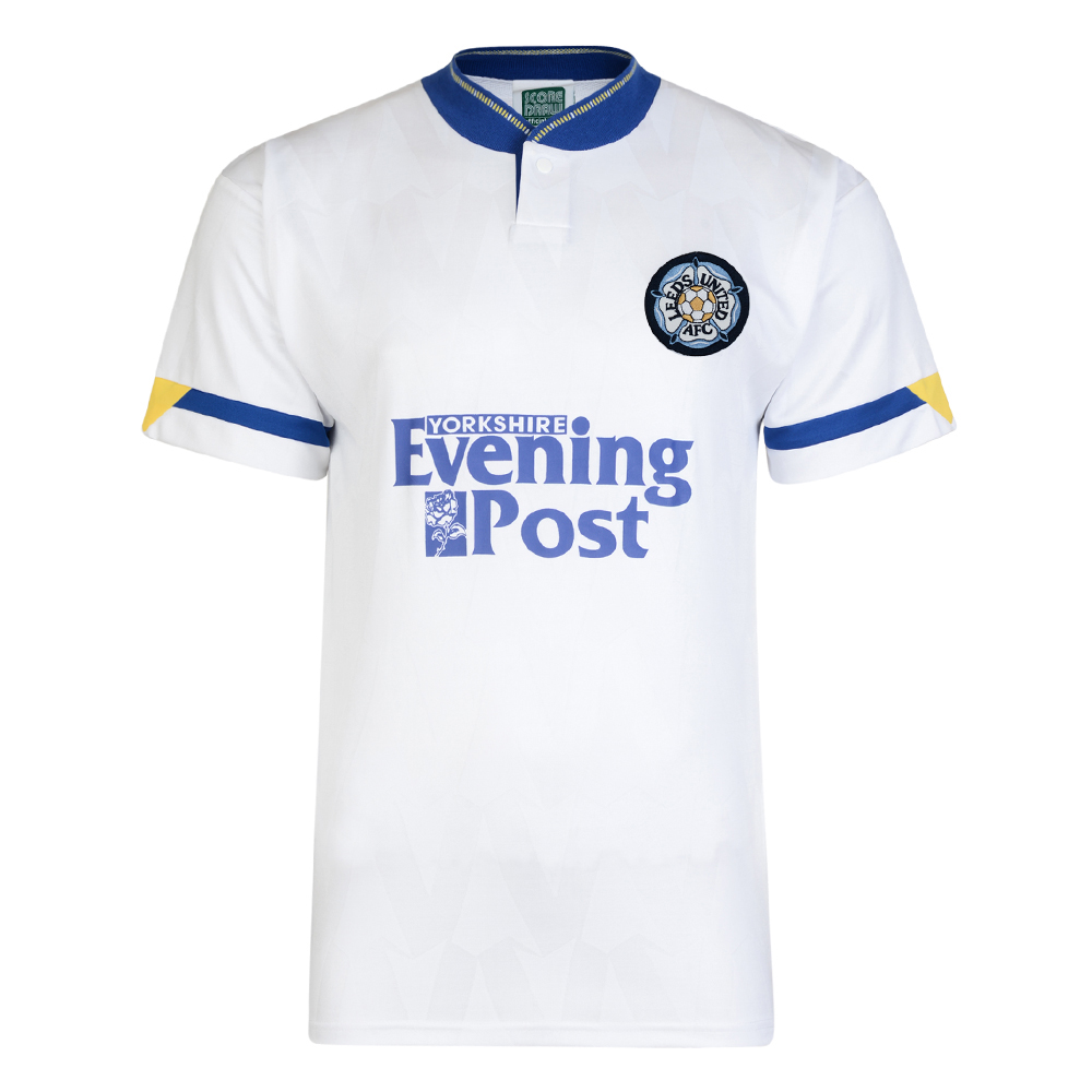 Bargain Leeds United 1992 Retro Football Shirt Stockists