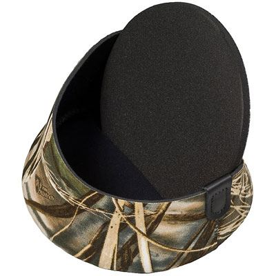 Bargain LensCoat Hoodie Lens Cap (Large) - Realtree Advantage Max4 HD Stockists