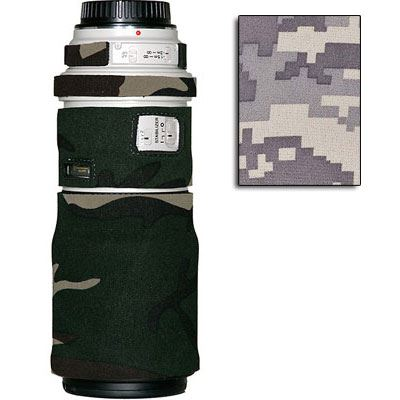 Bargain LensCoat for Canon 300mm f/4 L non IS   Digital Camo Stockists