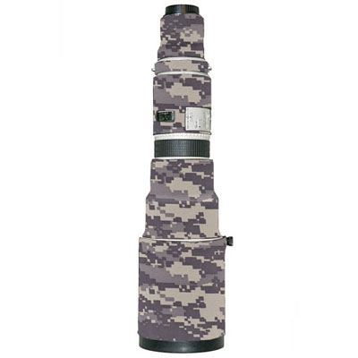 Bargain LensCoat for Canon 500mm f/4.5 L   Digital Camo Stockists