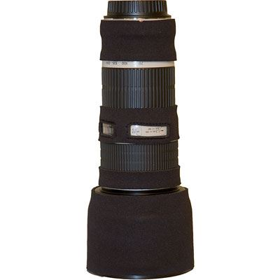 Bargain LensCoat for Canon 70 200mm f/4 L non IS   Black Stockists