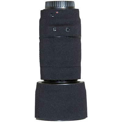 Bargain LensCoat for Canon 70 300mm f/4 5.6 IS   Black Stockists