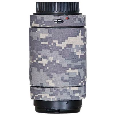 Bargain LensCoat for Canon 75 300mm f/4 5.6 III   Digital Camo Stockists