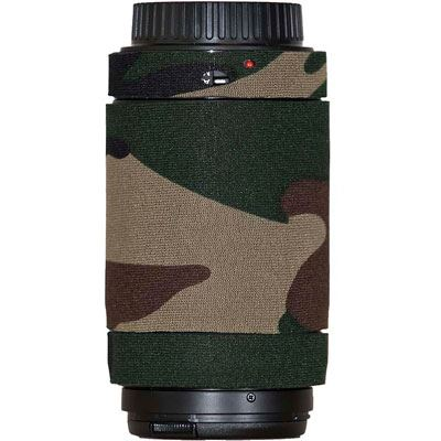 Bargain LensCoat for Canon 75 300mm f/4 5.6 III   Forest Green Stockists