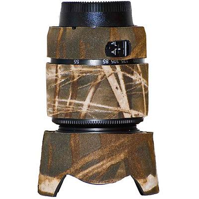 Bargain LensCoat for Nikon 55-200mm f4-5.6G AF-S DX - Realtree Advantage Max4 HD Stockists