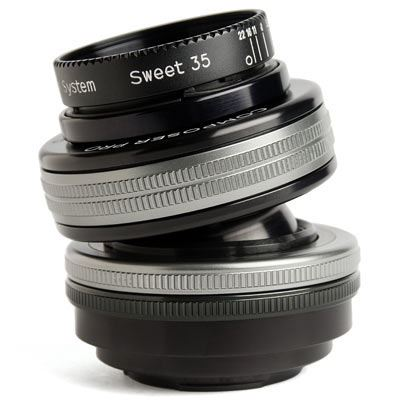 Bargain Lensbaby Composer Pro + Sweet 50   Canon Fit Stockists