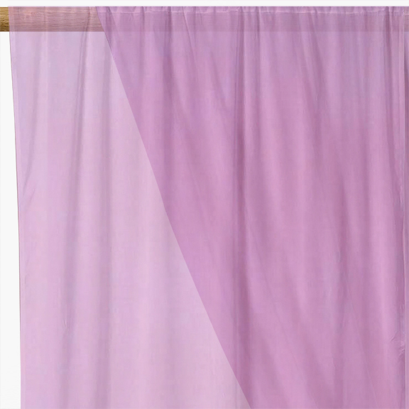 Stockists of Lilac Organza Fabric