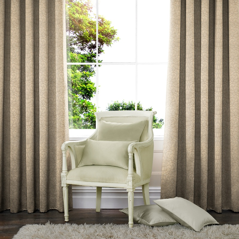 Stockists of Linen Adulis Made to Measure Curtains