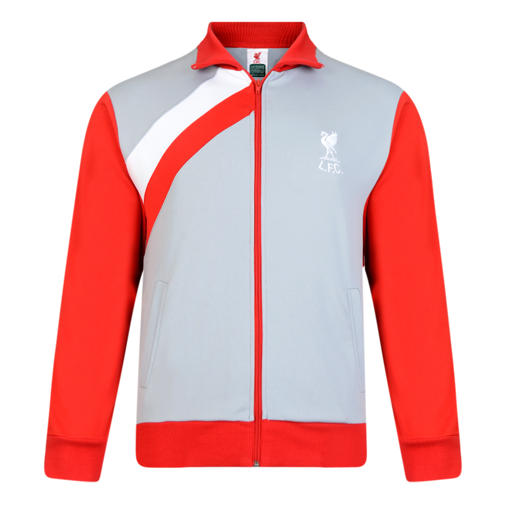 Stockists of Liverpool FC 1986 Mens Track Jacket