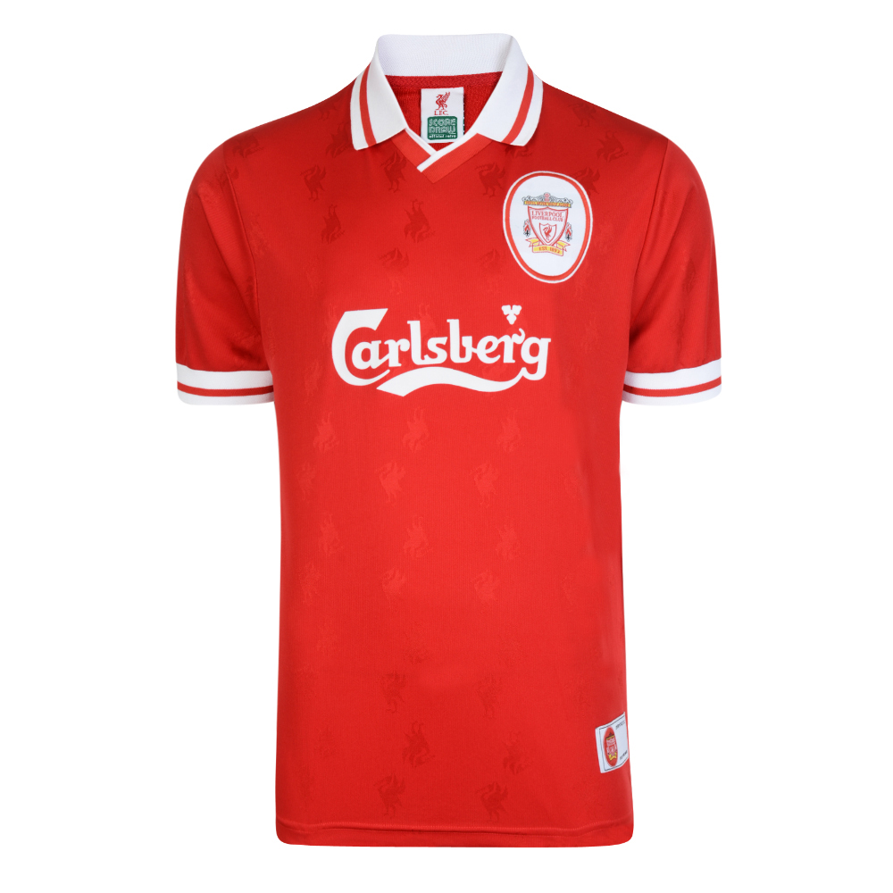 Bargain Liverpool FC 1996 Retro Football Shirt Stockists