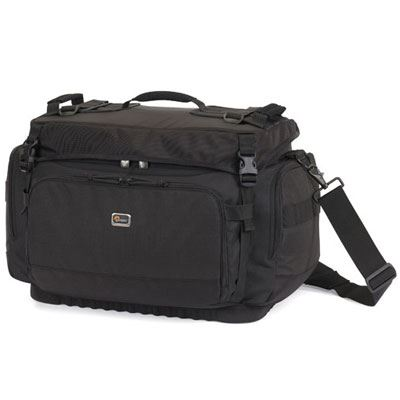 Bargain Lowepro Magnum 650 AW   Black Stockists