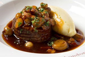 Bargain Luxury Dining for Two at Marco Pierre White London Steakhouse Co, Bishopsgate Stockists