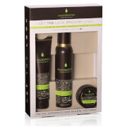 Bargain Macadamia Natural Oil 'Get the Look' Smooth Curls Set Stockists
